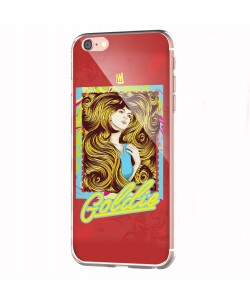 Goldie - iPhone 6 Carcasa Transparenta Silicon
