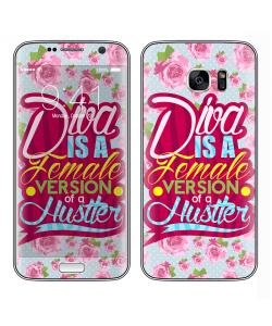 Diva - Samsung Galaxy S7 Edge Skin