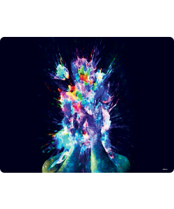 Explosive Thoughts - iPhone 6 Plus Carcasa TPU Premium Neagra