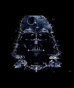 Darth Vader - iPhone 6 Plus Carcasa TPU Premium Neagra