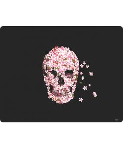 Cherry Blossom Skull - Skin Telefon