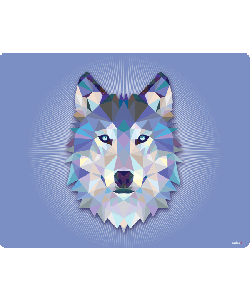 Origami Wolf - Skin Telefon