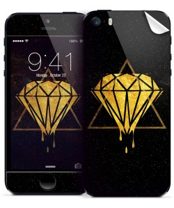 Diamond - iPhone 5C Skin