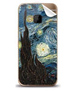 Van Gogh - Starry Night - HTC One M9 Skin