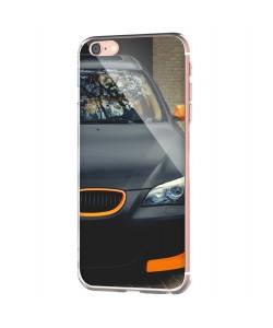 BMW - iPhone 6 Carcasa Transparenta Silicon