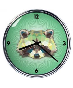 Ceas personalizat - Raccoon