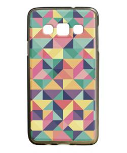 Hard Pastel - Samsung Galaxy A3 Carcasa Silicon Premium