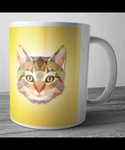 Cana personalizata - Cat