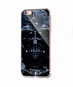 Darth Vader - iPhone 6 Carcasa Transparenta Silicon