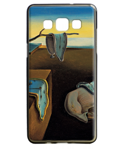Salvador Dali - The Persistence of Memory - Samsung Galaxy A5 Carcasa Silicon