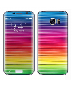 Rainbow Warrior - Samsung Galaxy S7 Edge Skin