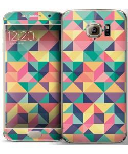 Hard Pastel - Samsung Galaxy S6 Skin