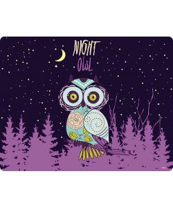 Night Owl - Huawei P10 Lite Carcasa Transparenta Silicon