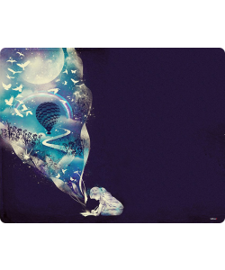 Blue Dream - iPhone 6 Plus Skin