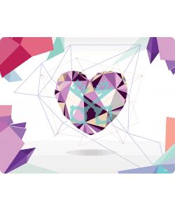 Love Keys - Samsung Galaxy S4 Carcasa Transparenta Silicon