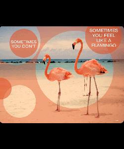 Flamingo Feeling - iPhone 6 Skin