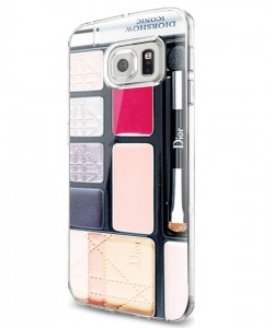 Dior Eye Shadow - Samsung Galaxy S7 Edge Carcasa Silicon