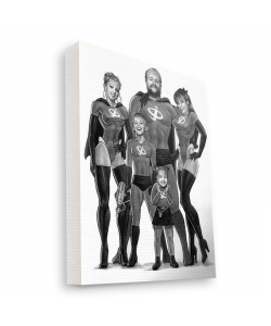 Personalizare - Foto Canvas 60 x 75
