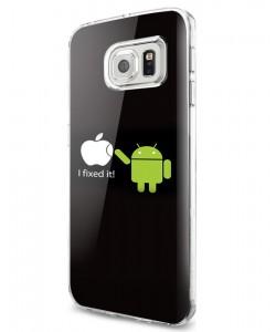 I fixed it - Samsung Galaxy S7 Carcasa Silicon