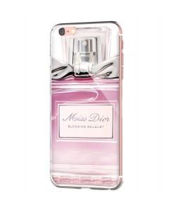 Miss Dior Perfume - iPhone 6 Carcasa Transparenta Silicon