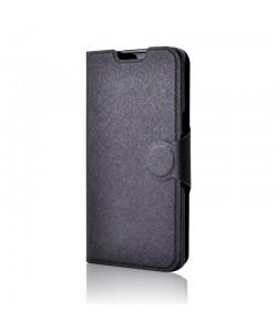 Lemontti Jelly - Samsung Galaxy A3 Husa Book Neagra
