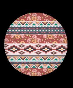 Popsocket Floral Aztec, Accesoriu telefon