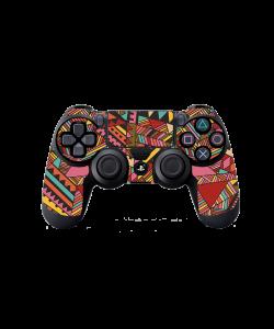 African Release - PS4 Dualshock Controller Skin