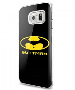 Buttman - Samsung Galaxy S7 Edge Carcasa Silicon
