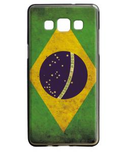 Brazilia - Samsung Galaxy A5 Carcasa Silicon