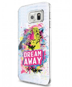Dream Away - Samsung Galaxy S7 Edge Carcasa Silicon