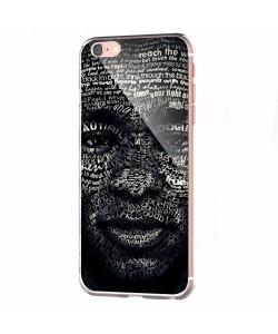 Mos Def - iPhone 6 Carcasa Transparenta Silicon