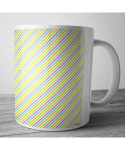 Cana personalizata - Stripes