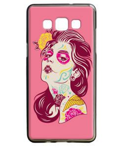 Fabulous Tattoos - Samsung Galaxy A5 Carcasa Silicon