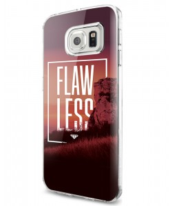 Flawless - Samsung Galaxy S7 Edge Carcasa Silicon