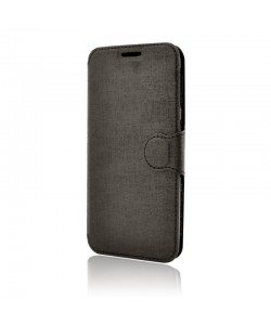 Lemontti Jelly - HTC Desire 530 Husa Book Neagra