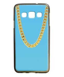 Chain - Samsung Galaxy A3 Carcasa Silicon Premium