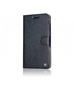 Lemontti Jelly - Huawei Y6 II Husa Book Neagra