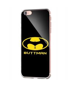 Buttman - iPhone 6 Carcasa Transparenta Silicon