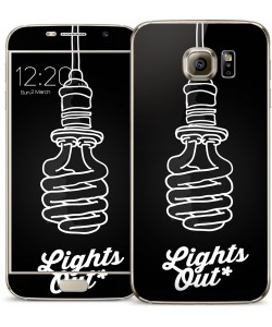 Lights Out - Samsung Galaxy S6 Skin