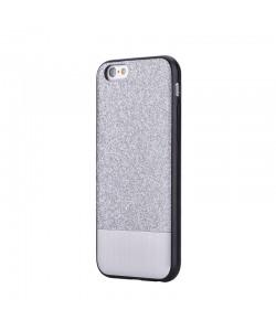 Devia Racy Silver - iPhone 6/6S Carcasa TPU