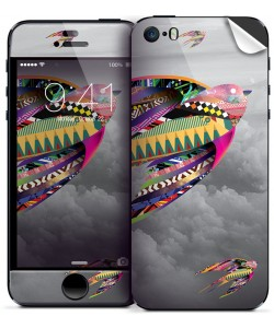 Flying Colors - iPhone 5/5S Skin