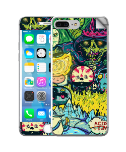 Acid Time 2 - iPhone 7 Plus / iPhone 8 Plus Skin
