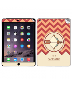 Săgetător - Ea - Apple iPad Air 2 Skin