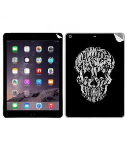 Ribbon Cranium - Apple iPad Air 2 Skin