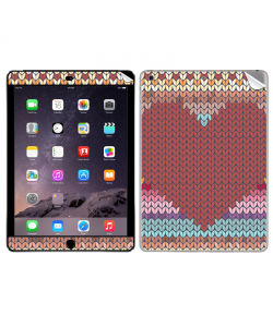 Hearts and Tulips - Apple iPad Air 2 Skin