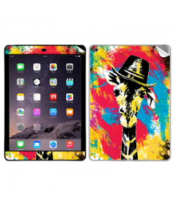 Excuse Me Sir - Apple iPad Air 2 Skin