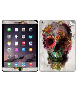 Spring skull - Apple iPad Air 2 Skin