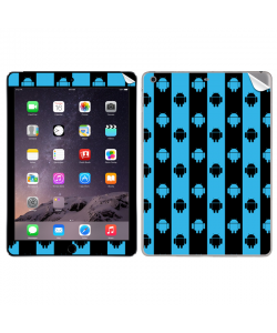 Android Stripes - Apple iPad Air 2 Skin