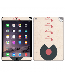 Hungry Vinyls - Apple iPad Air 2 Skin