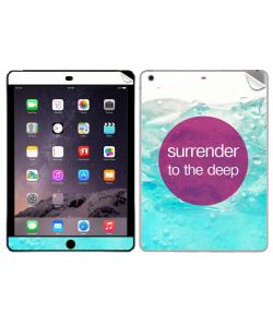 Deep - Apple iPad Air 2 Skin